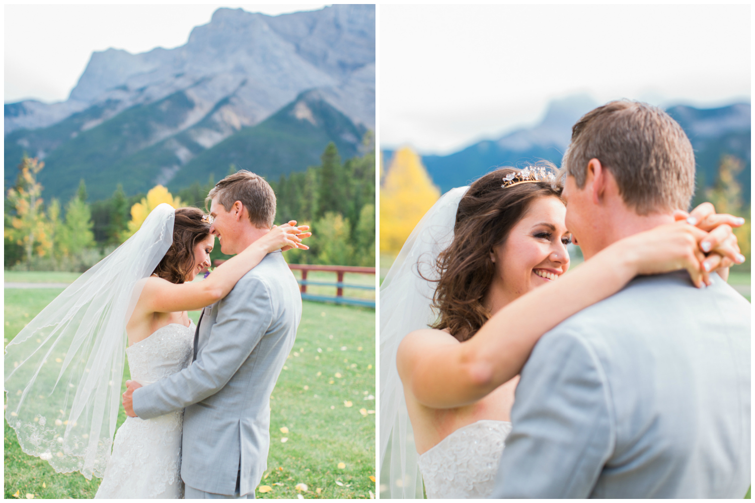 Canmore Wedding Photographer Quarry Lake Park Canmore Nordic Centre - 43