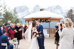 Canmore Wedding Photographer Silvertip R