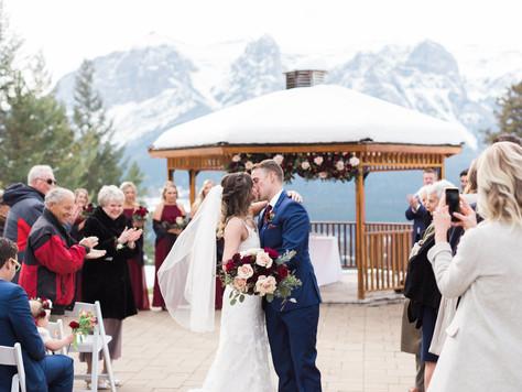 Canmore Wedding Photographer: Silvertip Resort - Laura & John