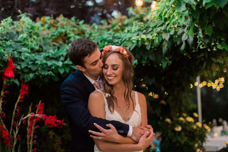 Calgary Wedding Photographer DIY Backyard Intimate Bohemian Wedding - 82
