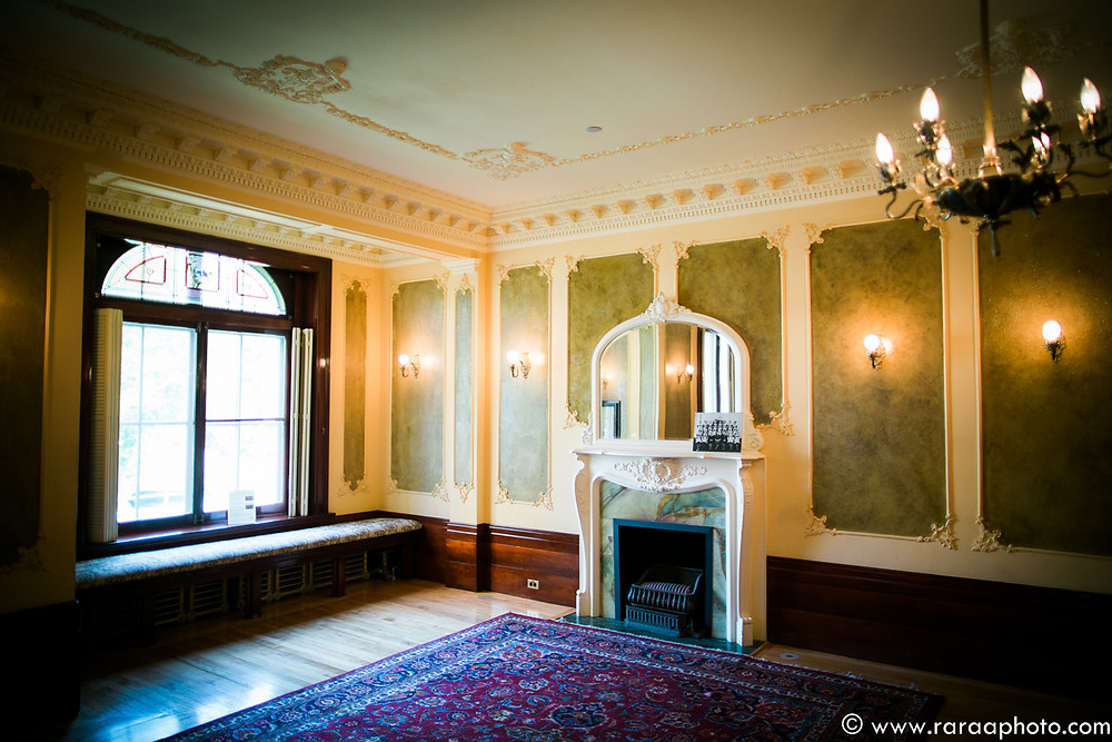 Lougheed House Wedding Venue Calgary Photographer