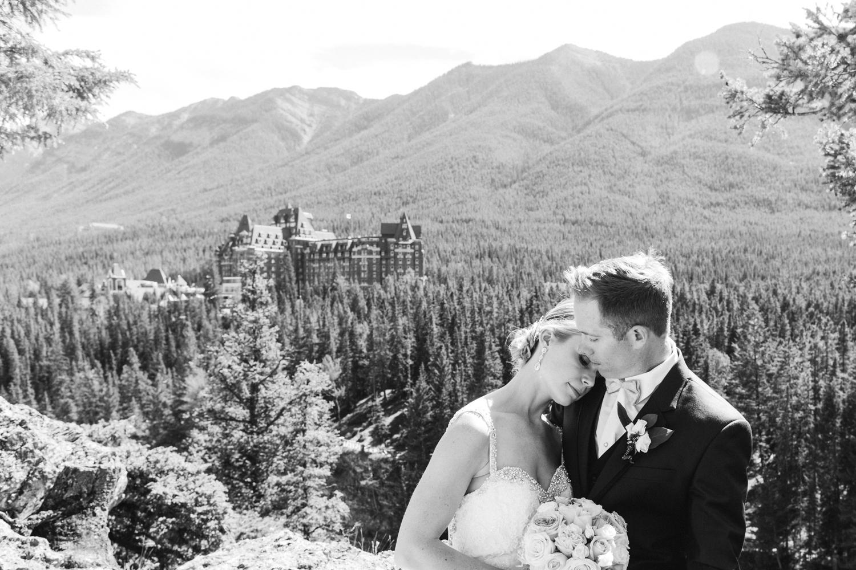 Banff Wedding - Evanna & Daryl-304