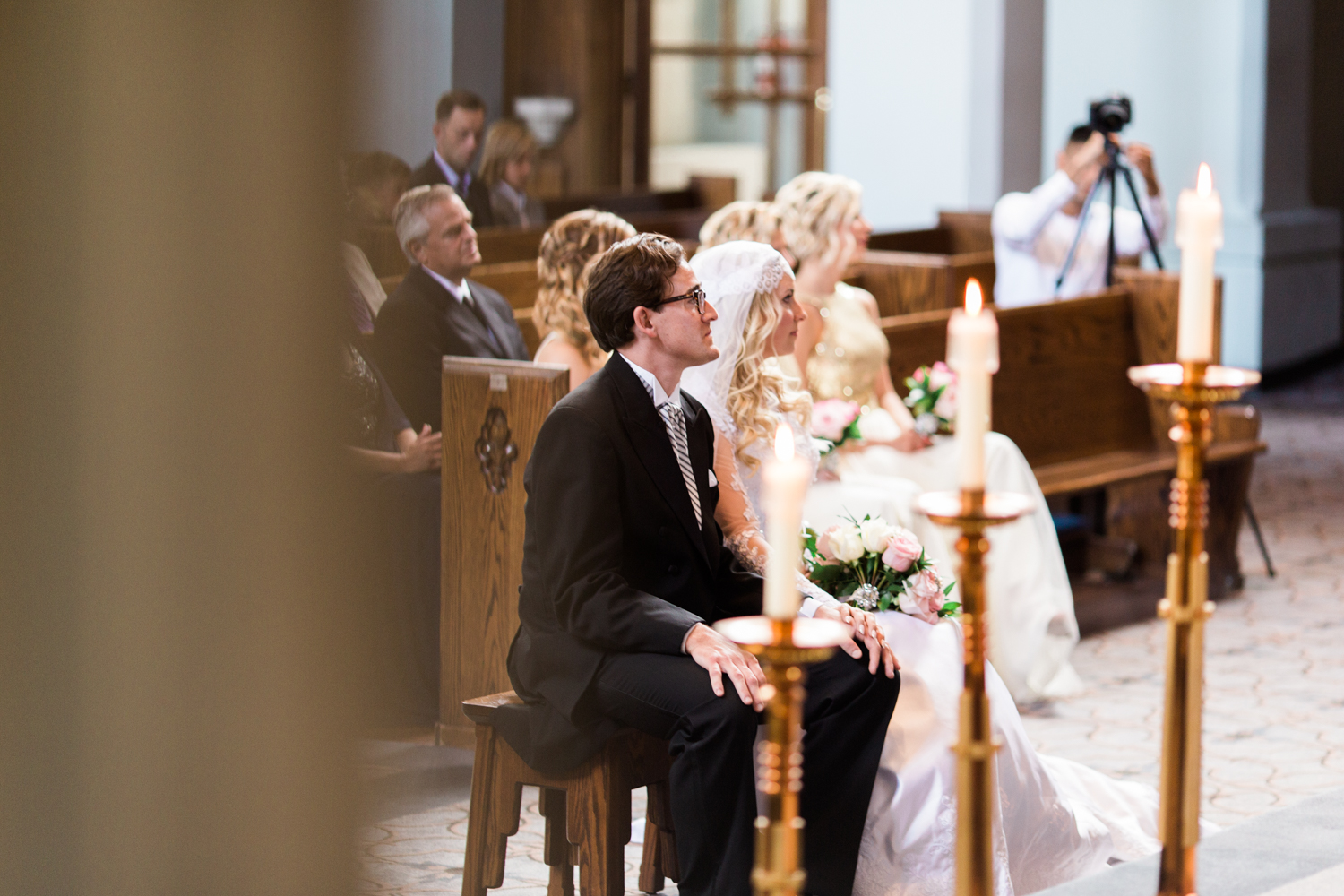 Calgary Wedding St Mary Cathedral SAIT Heritage Hall 50