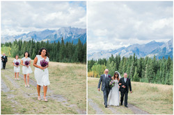 Canmore Wedding Photographer Quarry Lake Park Canmore Nordic Centre - 16
