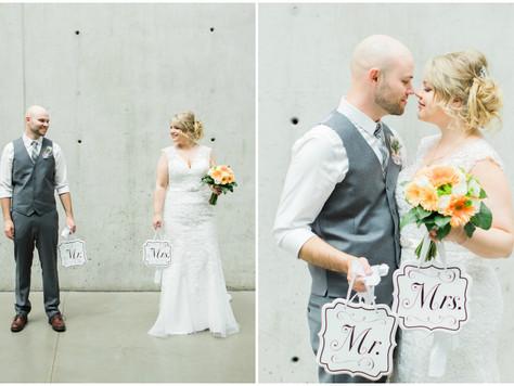 Calgary Wedding Photographer: Spring Wedding at Crestmont Community Hall - Mirjana & Cory - Part