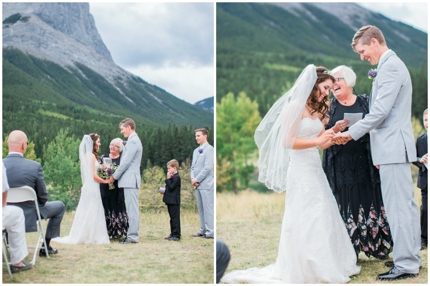 Canmore Wedding Photographer Quarry Lake Park Canmore Nordic Centre - 23