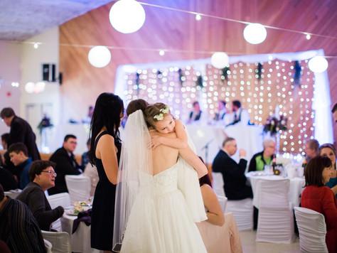 Calgary Wedding Photographer: Fall Wedding at Red Deer Lake Community Centre - Jill & Jason