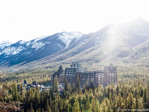 Banff Wedding Photographer - Fairmont Banff Springs Wedding Venue