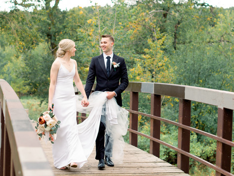 Calgary Wedding Photographer: Southview Alliance Church and Meadow Muse Pavilion - Bethany & Nathan