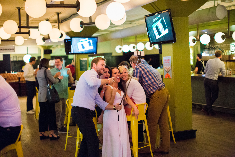 Calgary Wedding Photographer Baker Park National Bowling Hotel Arts - 72