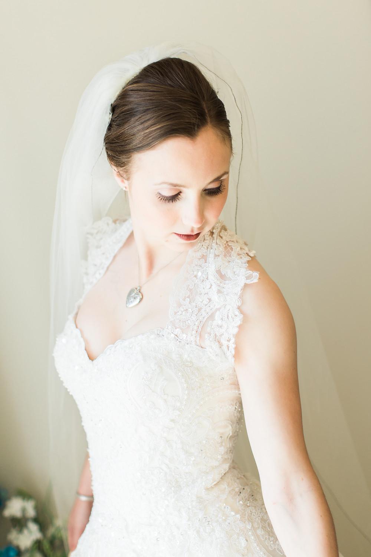 Classic Bride Timeless Calgary Wedding Photographer Light Airy