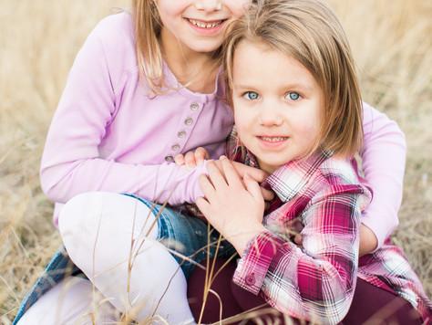 Calgary Family Photographer: Fall Session at Fish Creek Park