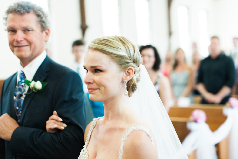 Banff Wedding St. Paul Church Photo