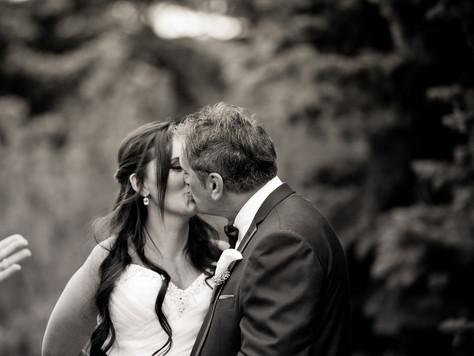 Calgary Wedding Photographer - Riley Park's Patrick Burns Memorial Rock Garden Wedding: Rhonda &