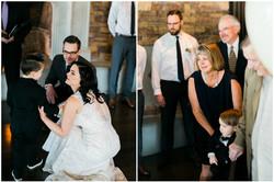 Calgary Wedding Photographer Lake House Restaurant Shawnessy Barn - 18
