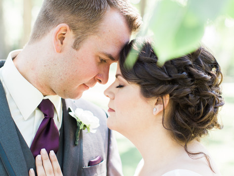Calgary Wedding Photographer: Four Points Sheraton and Confederation Park - Chelsea & Tyler
