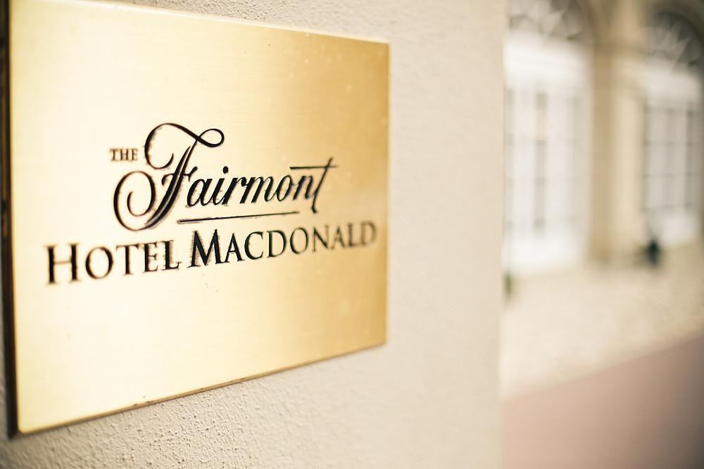 Fairmont Macdonald Edmonton