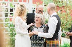 Calgary Wedding Photographer Film Light Airy Deane House - 29