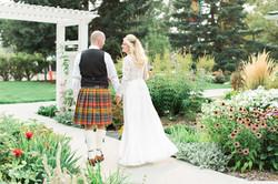 Calgary Wedding Photographer Film Light Airy Deane House - 43