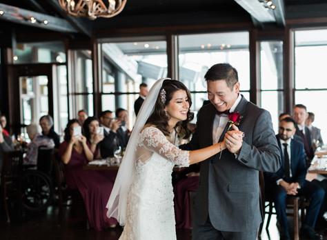 Calgary Wedding Photographer: Lake House Restaurant & Lougheed House - Lissette & Jon