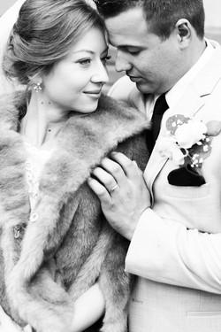 classic elegant calgary wedding