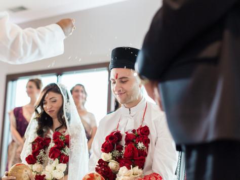 Calgary Wedding Photographer: Zoroastrian Wedding at Lake Sundance - Karishma & Mackenzie