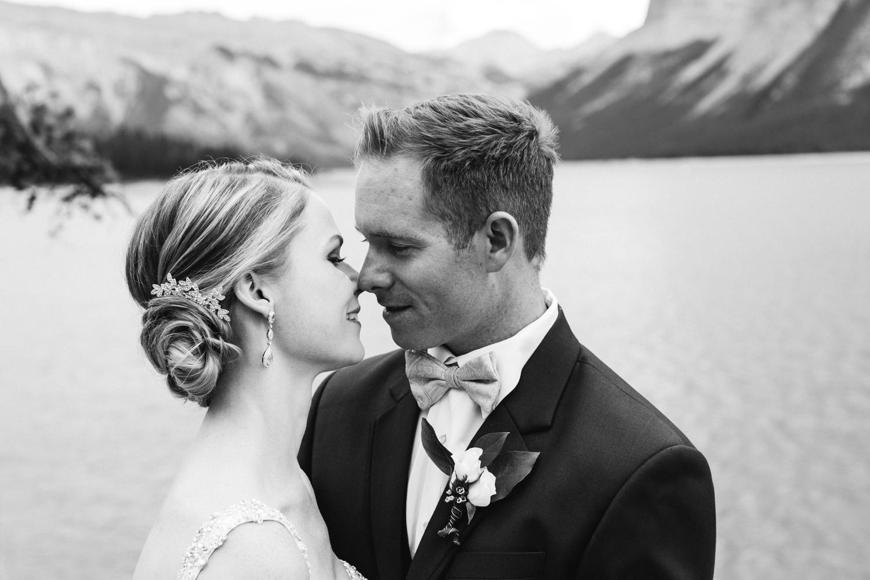 Banff Wedding Photographer Banff Park Lodge Lake Minnewanka 70