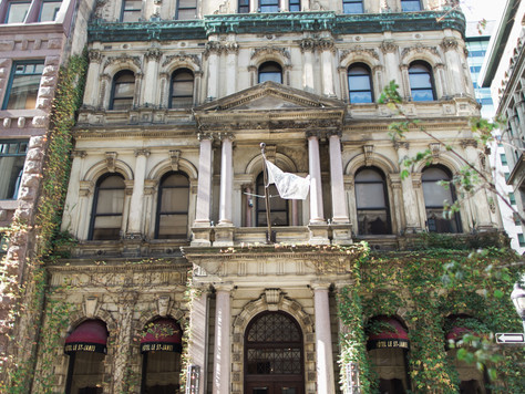 St. James Hotel in Old Montreal/Vieux Montreal