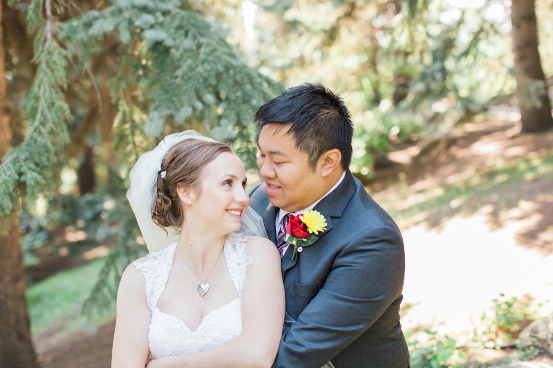 Calgary Wedding Photographer Chinese Wedding Scandinavian Centre Riley Park Silver Dragon Light Airy