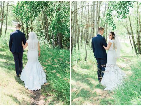 Calgary Wedding Photographer: Summer Wedding at Glenmore Sailing Club - Ana & Mitch