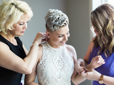 Calgary Wedding Photographer: Lynx Ridge Golf Club - Corina & Liam