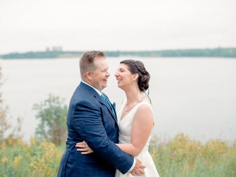 Calgary Wedding Photographer: Wild Rose Brewery and North Glenmore Park - Ashton & Steve
