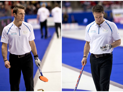 Curling - Continental Cup 2015 at the Calgary Olympic Park
