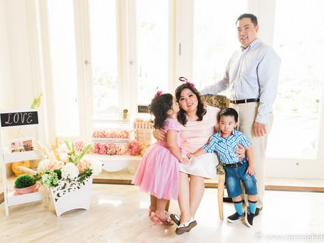 Calgary Family Photographer - Yoan & Dirga