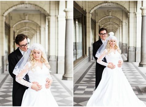 Wedding Photo Venues/Locations in Calgary in Case of Rain