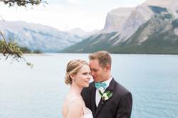 Banff Wedding Photographer Banff Park Lodge Lake Minnewanka 69