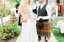 Calgary Wedding Photographer Film Light Airy Deane House - 31