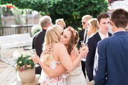 Calgary Wedding Photographer DIY Backyard Intimate Bohemian Wedding - 59