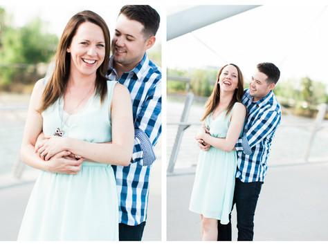 Calgary Engagement Photographer: Lindsay & Jesse