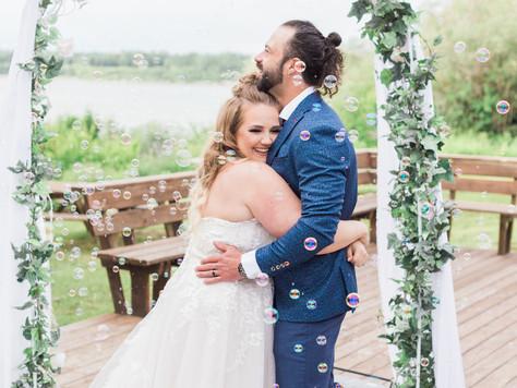 Calgary Wedding Photographer: Glenmore Sailing Club - Colette& Henrique