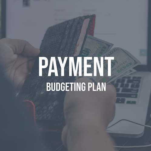 Payment Budgeting Plan