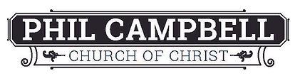 Phil Campbell church logo