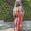 Thumbnail: Colorful bodycon sundress