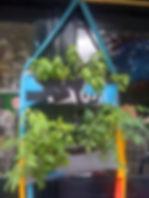 balkontas bloei hamers recycle plastic tas bag