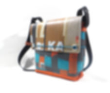 recycle plastic bags tas tassen hamers