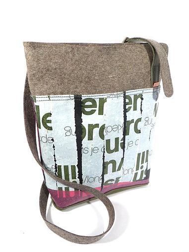 marie jose hamers garbag plastic recycle vilt leer