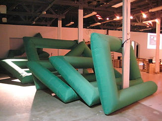 inflatable bert kramer hamers