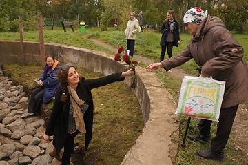 krasnojarsk recycle city park bert kramer marie jose hamers