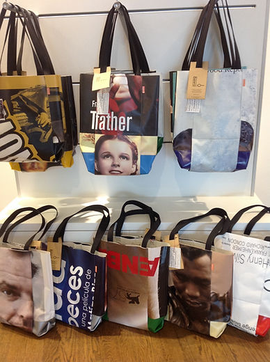 eye filmbanner filmposter recycle shopper marie jose hamers