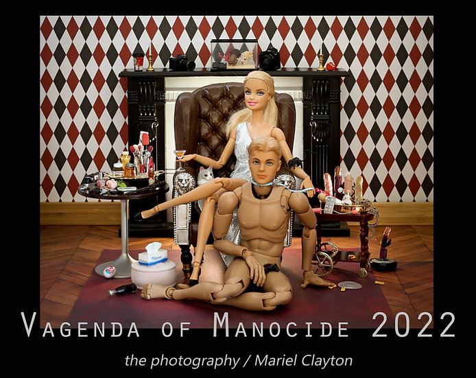 Vagenda of Manocide 2022